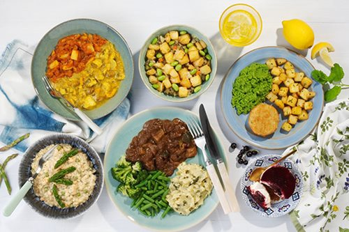 Image of Wiltshire Farm Foods is home meal delivery service which has been cooking and delivering delicious frozen meals for 30 years.